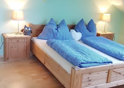 Pension Schossblick Doppelzimmer 2