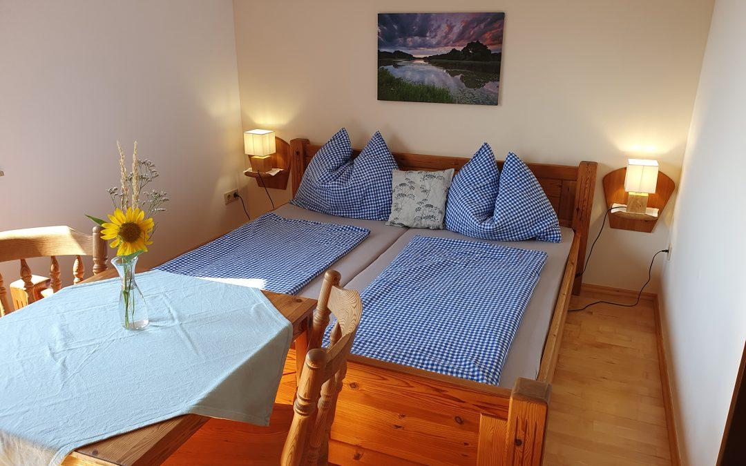 Familienzimmer Pension Schlossblick
