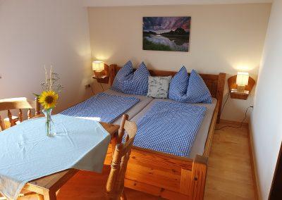 Doppelzimmer Pension Schlossblick